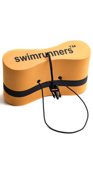 Swimrunners Ready For Pull Belt orange